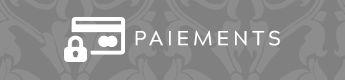 Paiement sgaranties createur joaillier bijou Michel Comte