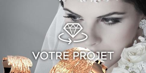 Créateur et Joaillier de bijou en or, argent, saphir, diamant