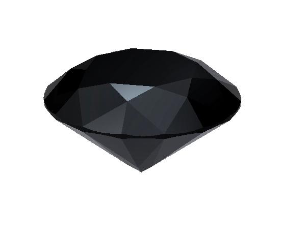 diamant noir - createur joaillier Michel Comte